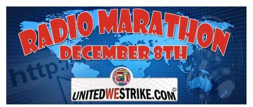 Radio Marathon Dec 8