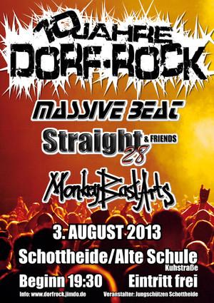 Dorfrock 03.08.2013