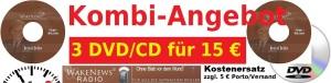 Kostenersatz DVD CD