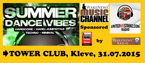 Summer Dance Vibes Sponsored By Wake News Music Channel