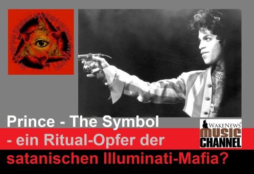 Prince - The Symbol - ein Ritual-Opfer der satanischen Illuminati-Mafia