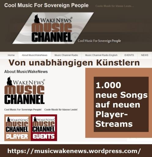 1000 neue Songs von unabhängigen Künstlern auf neuen Player-Streams